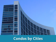 Condos by Cities