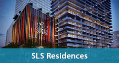 SLS Residences Brickell
